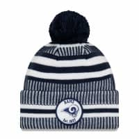 Los Angeles Rams 2019 NFL Sideline Sport Knit Wintermütze Home
