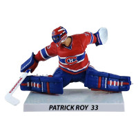 1993/94 Patrick Roy Montreal Canadines NHL Figur (16 cm)