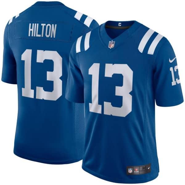 T.Y. Hilton #13 Indianapolis Colts Nike Limited NFL Trikot Blau