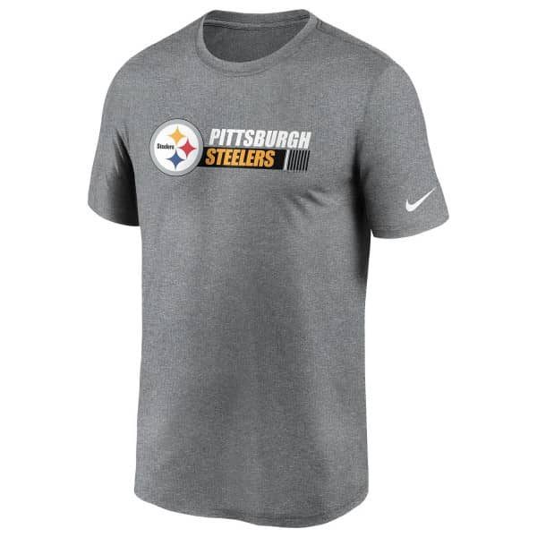 Pittsburgh Steelers 2020 NFL Conference Performance Nike Legend T-Shirt