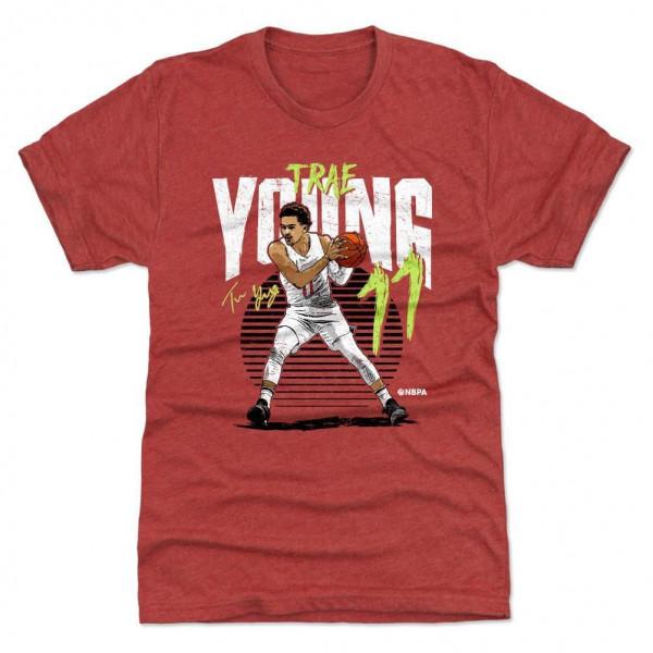 Trae Young Atlanta Rise NBA T-Shirt