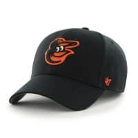 Baltimore Orioles '47 MVP Adjustable MLB Cap Schwarz