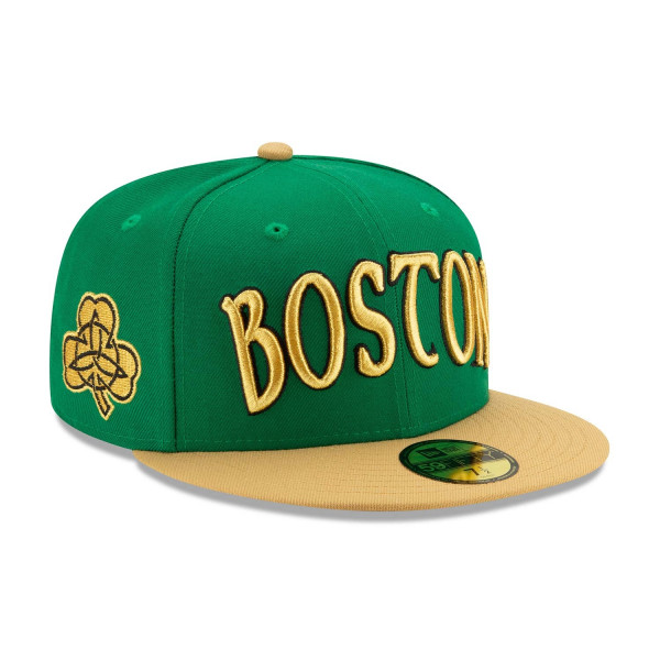 Boston Celtics 2019 City Series 59FIFTY Fitted NBA Cap