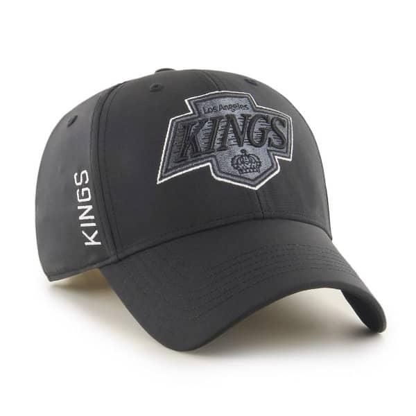 Los Angeles Kings Momentum Poly Tech MVP Adjustable NHL Cap