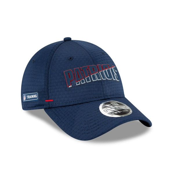 New England Patriots 2020 Summer Sideline New Era Stretch-Snap 9FORTY NFL Cap