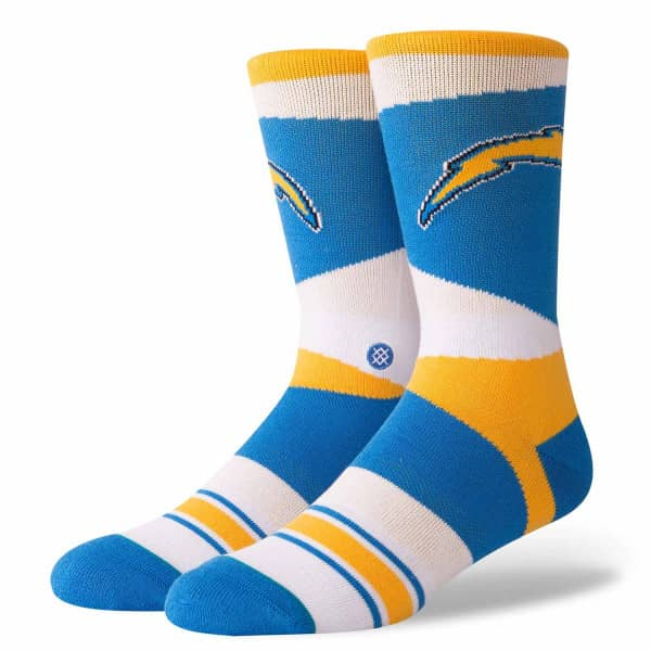 Los Angeles Chargers Retro NFL Socken