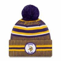 Minnesota Vikings 2019 NFL Sideline Sport Knit Wintermütze Home