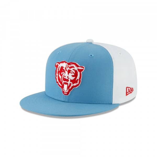 sports shoes 81a63 b9c80 New Era Chicago Bears 2019 NFL Draft 59FIFTY Fitted Cap Spotlight   TAASS.com  Fan Shop