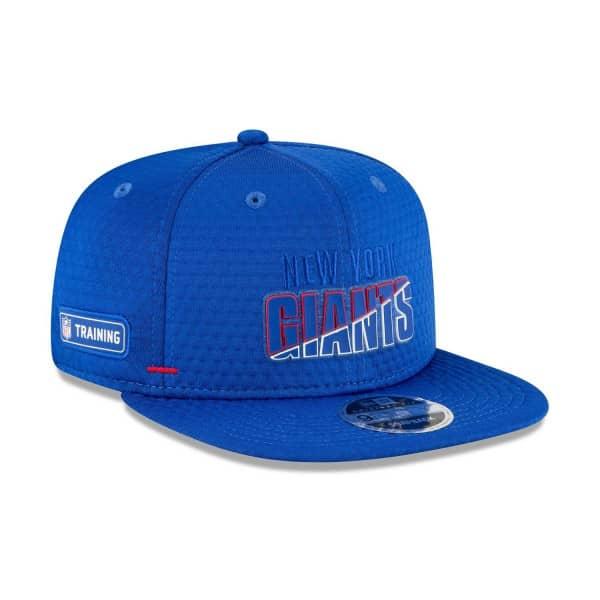 New York Giants 2020 Summer Sideline New Era Original Fit 9FIFTY Snapback NFL Cap