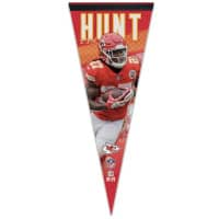 Kareem Hunt Kansas City Chiefs Player NFL Wimpel