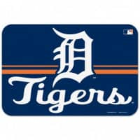 Detroit Tigers Teamlogo Baseball MLB Fußmatte
