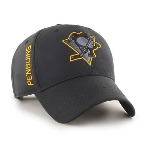 Pittsburgh Penguins Momentum Poly Tech MVP Adjustable NHL Cap