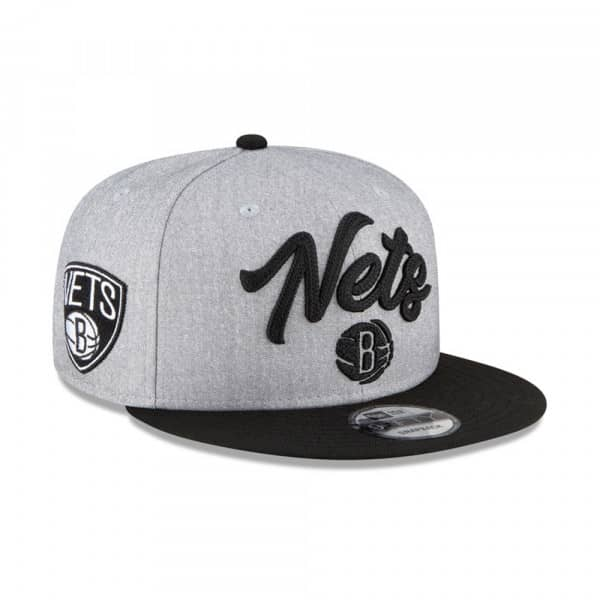 Brooklyn Nets Authentic On-Stage 2020 NBA Draft New Era 9FIFTY Snapback Cap