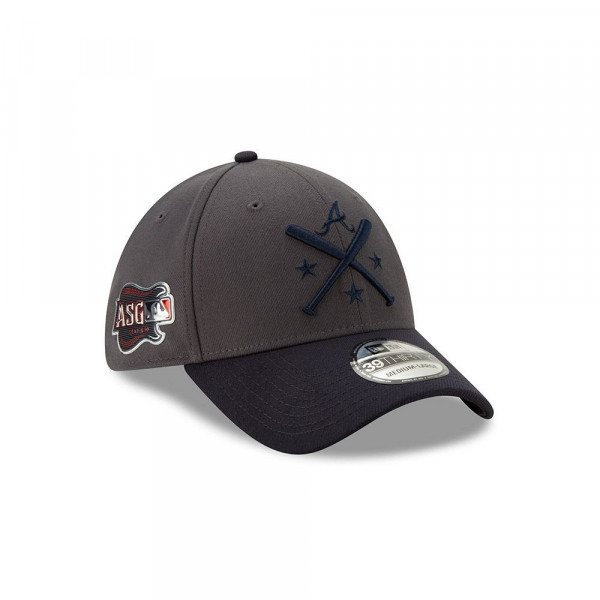 Atlanta Braves 2019 MLB All Star Workout 39THIRTY Flex Fit Cap