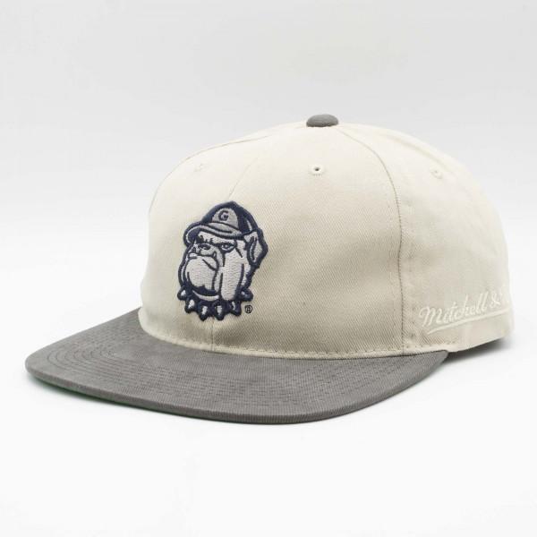 Georgetown Hoyas Blockhead Mitchell & Ness Deadstock Snapback NCAA Cap