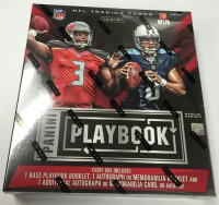 2015 Panini Playbook Football Hobby Box NFL
