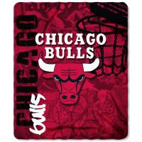 Chicago Bulls Hard Knocks Fleece NBA Decke