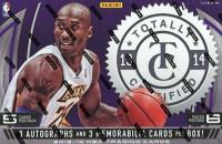 2013/14 Panini Totally Certified Basketball Hobby Box NBA