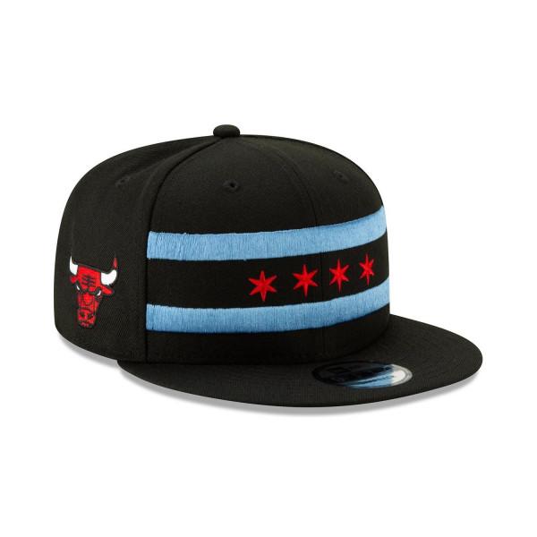 online retailer 105b6 937f0 New Era Chicago Bulls 2018 City Series 9FIFTY Snapback NBA Cap   TAASS.com  Fan Shop