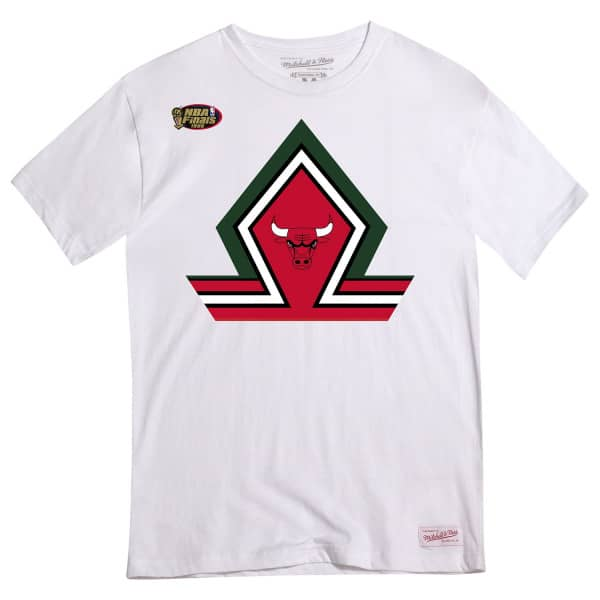 Chicago Bulls Green House NBA T-Shirt