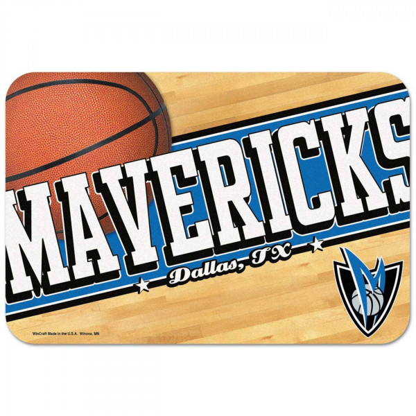 Dallas Mavericks Basketball NBA Fußmatte