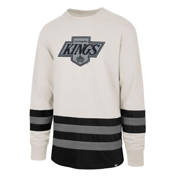 Los Angeles Kings Center Ice Crewneck NHL Sweatshirt