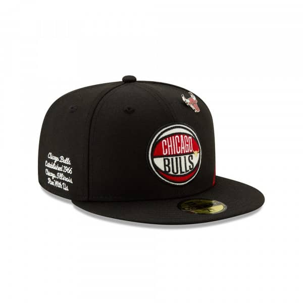 Chicago Bulls 2019 NBA Draft 59FIFTY Fitted Cap