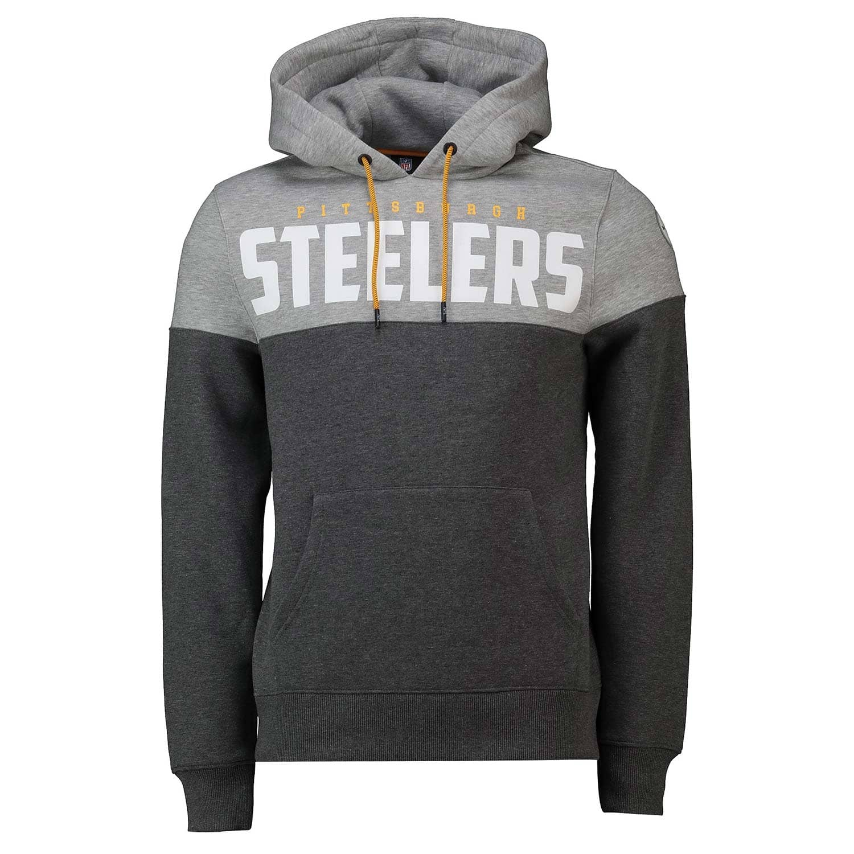 uk availability 8e5df 91f93 Pittsburgh Steelers Cut & Sew Sweatshirt NFL Hoodie