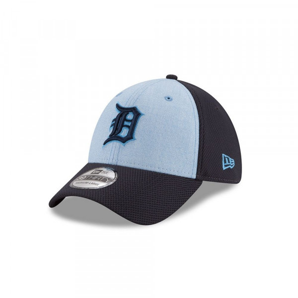 online store 9c57d a750c New Era Detroit Tigers 2018 Father s Day 39Thirty Stretch Fit MLB Cap    TAASS.com Fan Shop