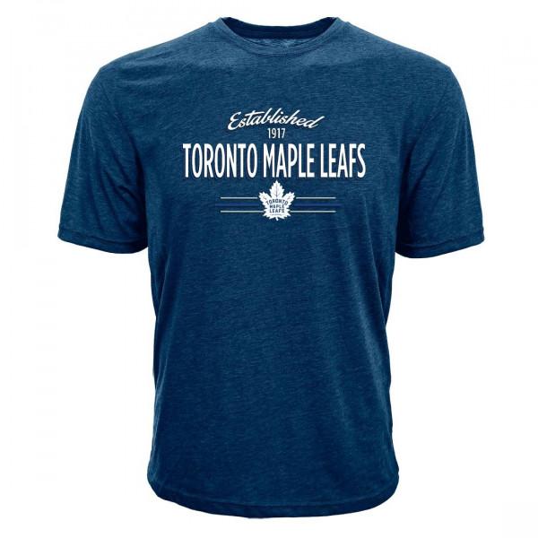 Toronto Maple Leafs Established Crowned NHL T-Shirt