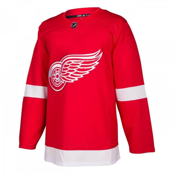 Detroit Red Wings adidas Authentic Pro NHL Trikot Home
