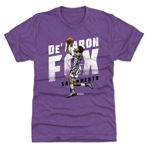 De'Aaron Fox Sacramento Lay Up NBA T-Shirt