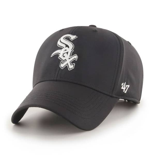 Chicago White Sox Momentum Poly Tech MVP Adjustable MLB Cap