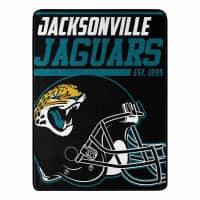 Jacksonville Jaguars Super Plush NFL Decke