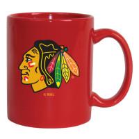 Chicago Blackhawks Team Logo NHL Becher (325 ml)