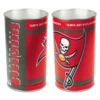Tampa Bay Buccaneers Metall NFL Papierkorb