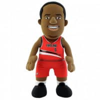 Damian Lillard Portland Trail Blazers NBA Plüsch Figur (25 cm)