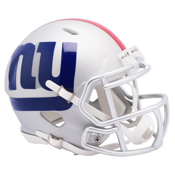 New York Giants AMP Alternate NFL Speed Mini Helm