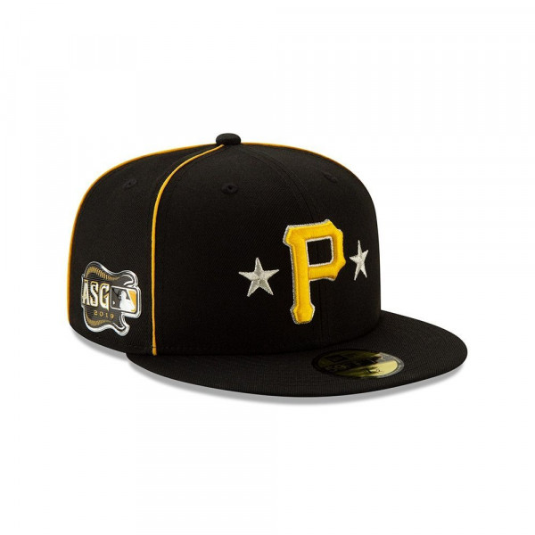 Pittsburgh Pirates 2019 All Star Game 59FIFTY Fitted MLB Cap