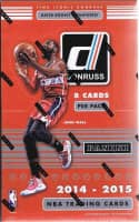 2014/15 Panini Donruss Basketball Hobby Box NBA