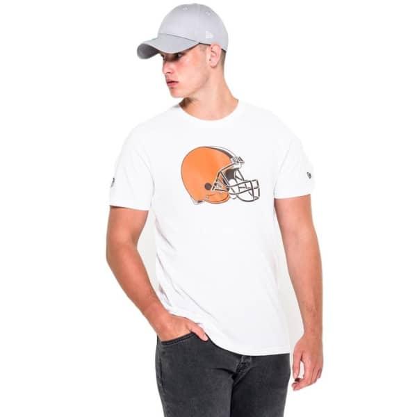 Cleveland Browns Team Logo Football NFL T-Shirt