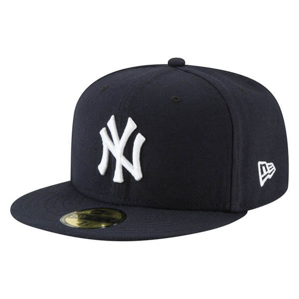 New York Yankees Authentic 59FIFTY Fitted MLB Cap Game