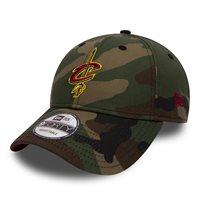 Cleveland Cavaliers Camouflage Adjustable NBA Cap
