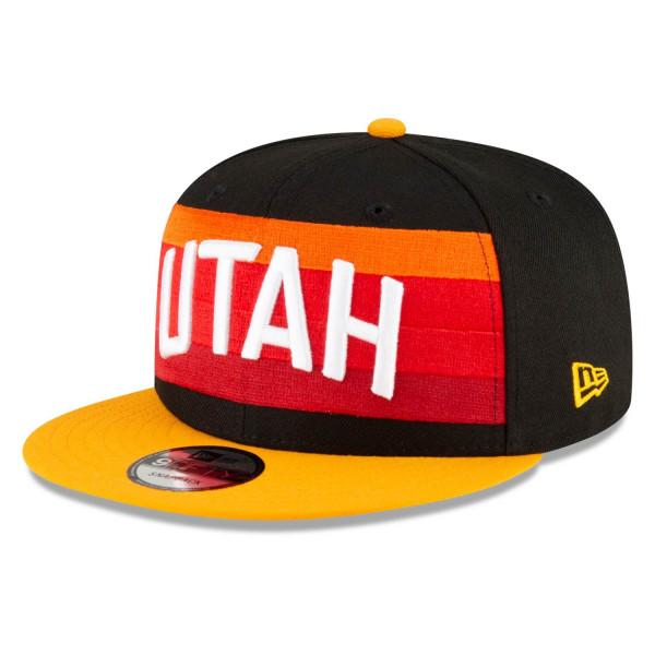 Utah Jazz Official 2020/21 City Edition New Era 9FIFTY Snapback NBA Cap