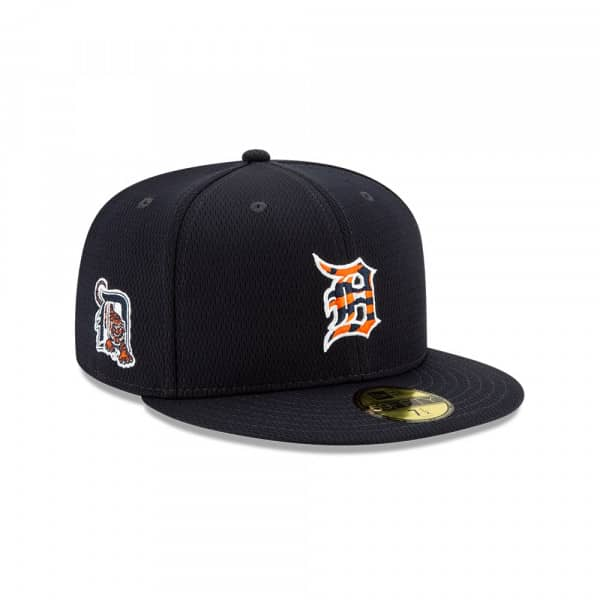 Detroit Tigers 2020 Authentic Spring Training 59FIFTY Fitted MLB Cap