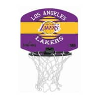 Los Angeles Lakers Miniboards NBA Basketball Set