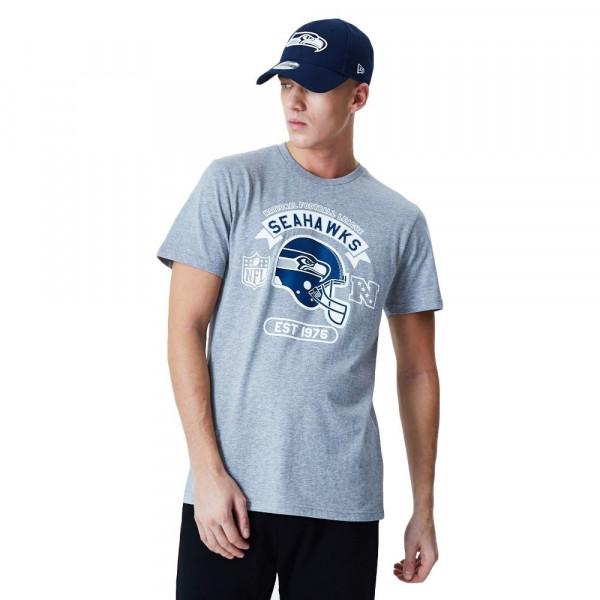 Seattle Seahawks 2020 Helmet Graphic NFL T-Shirt