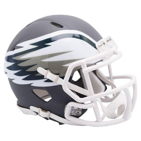 Philadelphia Eagles AMP Alternate NFL Speed Mini Helm