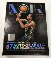 2018/19 Panini Noir Basketball Hobby Box NBA