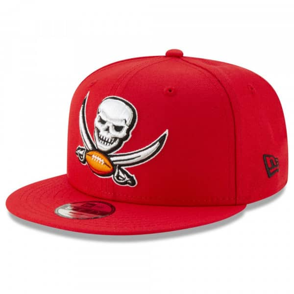 Tampa Bay Buccaneers Logo Elements 9FIFTY Snapback NFL Cap